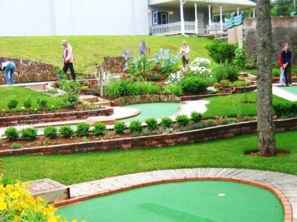 River of Adventure Mini Golf