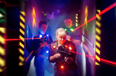 The Hangar Laser Tag Arena Cavendish PEI